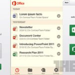 Microsoft Office for iPhone, iPad, and Android 1