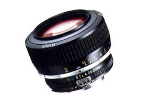Nikon Revealed Super Fast Lens of 58 mm f/1.2  1