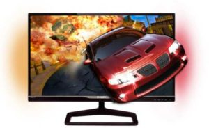 Philips 3D Game 278G4, The Monitor to Play 1