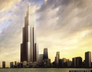 The Tallest Building in the World will be Built in China in 90 Days 1