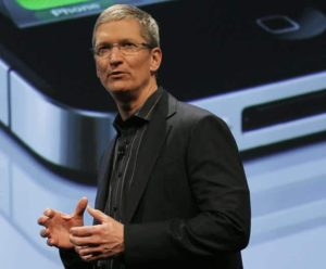 Tim Cook - Highest Paid CEO in The U.S. 1