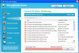 Windows 8 and Even has its First Fake Antivirus 6