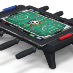 iPad Football Table - A Foosball Table for Apple Fans!  2