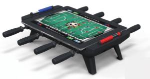 iPad Football Table - A Foosball Table for Apple Fans!  1