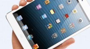 Apple iPad Mini Hidden Numbers 1