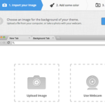 Create Your Own theme for Google Chrome 9
