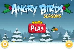 Angry Birds Seasons, New Levels for Christmas 1