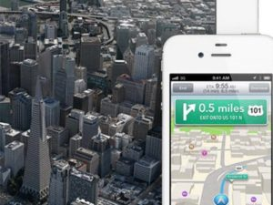 Apple-may-Use-Location-Based-App-Foursquare-for-iOS-6