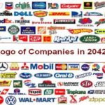 Logo of the Famous Companies in 2042 1