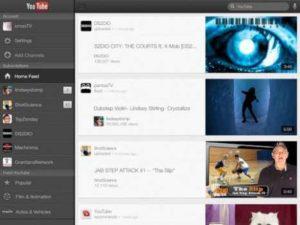 YouTube-iOS-iPhone 5