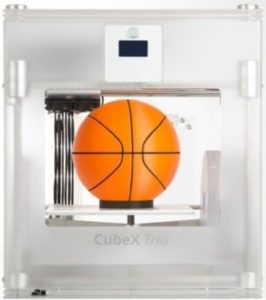 3-color 3D printer