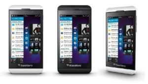 """BlackBerry Z10""  BlackBerry's Bid to Conquer the Market 1"