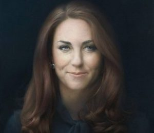 The Official Portrait of the Duchess Catherine is Surprising.. 5