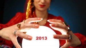 Prediction-2013