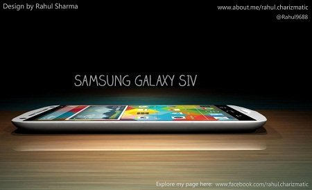 """Blockbuster"" Galaxy S IV will be Released on 22/3 5"