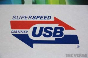 USB 3.0 -10Gbps -CES 20