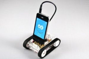 iPhone-into-a-Robot