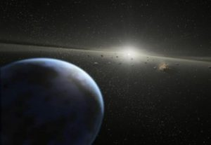 A Giant Asteroid will Skim Earth in a Few Days 1