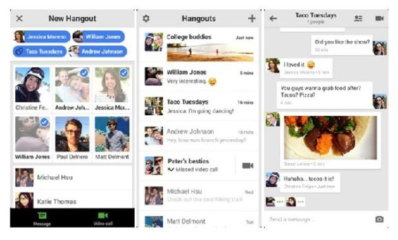 Google Hangouts for iOS Arrives in the App Store 5