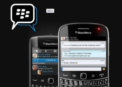 BlackBerry Messenger Coming to iOS and Android in the Summer 7