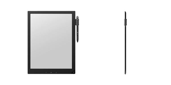 Sony Announces a Device which Replace the Use of Paper  3