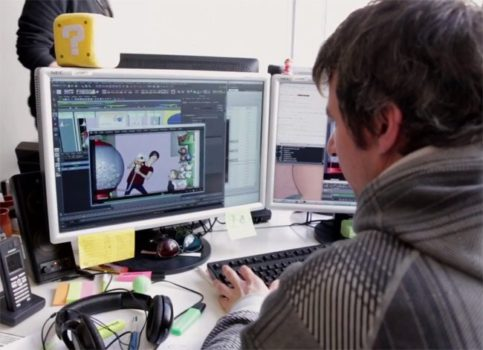 See How to Create the 3D Animations  [Video] 4