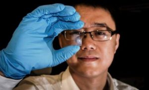 New Sensor Camera from Graphene 1000 Times more Sensitive to Light 1