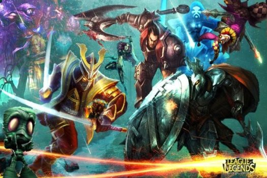 League of Legends has Over 27 Million Players a Day 3