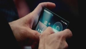 MIT is Working on a Smartphone with Screen as Iron Man 1