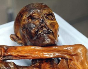 "5300 Year-Old Mummy ""Otzi"" Finally Speaks: Here's the Voice of a Mummy from Stone Age    2"