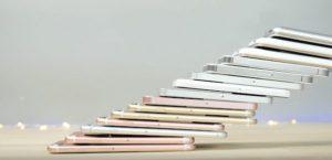 iphone 7 vs all iphones