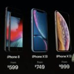 Compare XS, XR, XS Max - Which iPhone do you prefer? 4