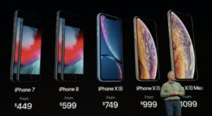 Compare XS, XR, XS Max - Which iPhone do you prefer? 1