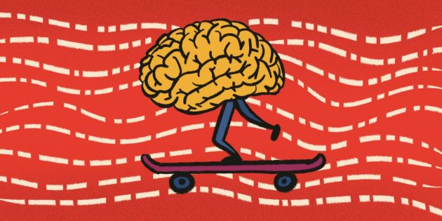 tips to keep the brain young