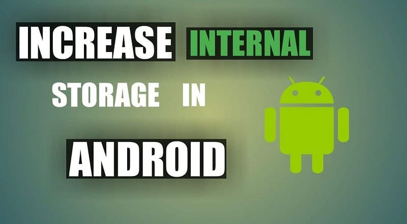 Increase Android Storage